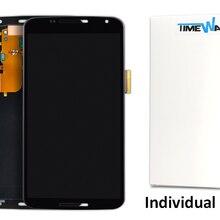 Работы 10 шт./лот для motorola nexus 6 ЖК дисплей планшета Ассамблеи Замена без битых пикселей