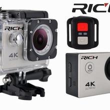 "10pcs/lot 4K Wifi Action Camera V905R 4K/30fps 1080P/60fps 720P/120fps 2.0"" 170D Helmet Cam Mini Camera Waterproof Action Camera"