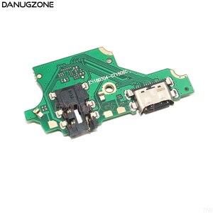 Image 4 - 30ชิ้น/ล็อตสำหรับHuawei P20 Lite / Nova 3E ANE L01/LX3/L23 USB Chargeแจ็คบอร์ดDock Socket connectorการชาร์จPort Flex Cable