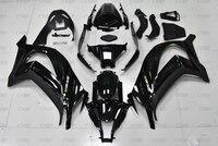 ZX 10r 2013 Fairings for Kawasaki ZX10r 2011 2015 Black Abs Fairing ZX10r 2011 Motorcycle Fairing