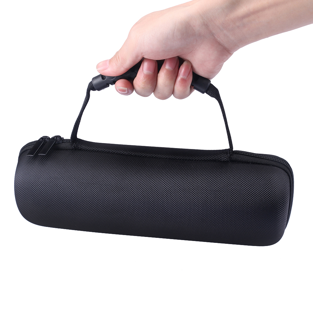 Travel Carrier Case Box Pouch Protect Cover Bluetooth Speaker Bag For JBL Flip 4 Wireless Bluetooth Speaker