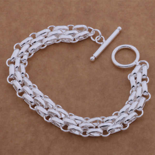 AH091 925  wholesale silver bracelet, 925 sterling silver fashion jewelry grateful /bhnajyua aveajmla