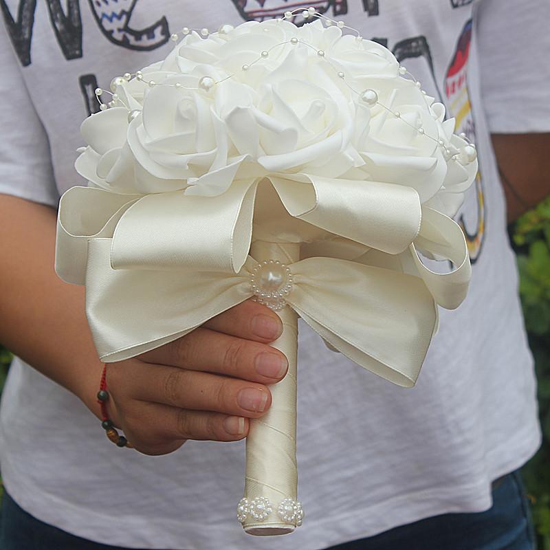 Foam Bridal Bouquet 17