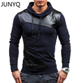 2016 Autumn Cardigan Men Hoodies Jacket Brand Clothing Fashion Hoodies Man Casual Slim Hoody Sweatshirt Sportswear Hoodie S-XXL