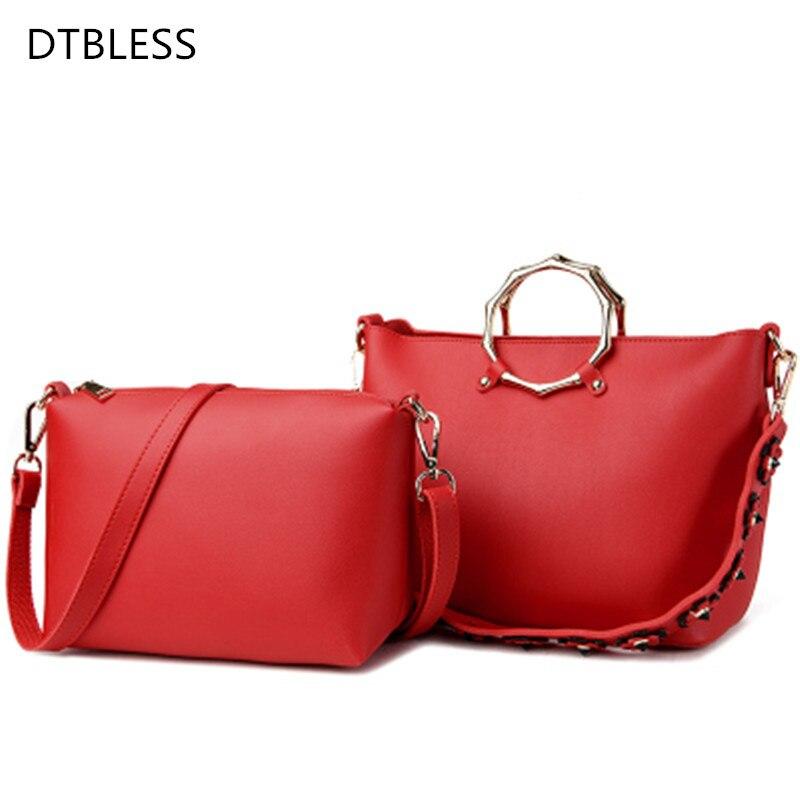 Hot ! 2017 fashion casual shoulder bag cross-body bag small women's handbag pu leather women messenger bags TC6020-3