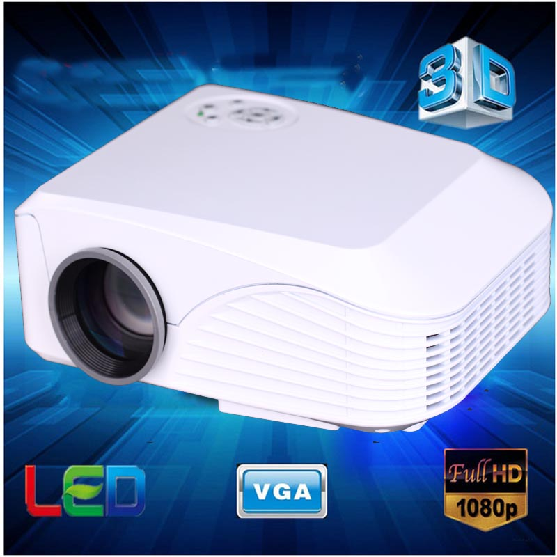 Free Shipping 2016 Bl35 Projector Full Hd Tv Home Cinema: Online Buy Wholesale Projector China From China Projector
