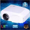 Mejores Cosas Para Vender en China LCD proyector ultra corto alcance proyector, Full HD 1800 Lúmenes 200 pulgadas de cine en casa Proyector