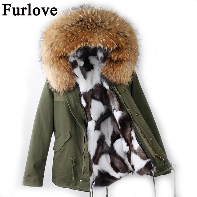 купить Top brand Women Parka 2017 New big raccoon fur hooded winter jacket women parka natural real fur coat for women thick warm liner недорого
