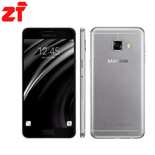 Nouvelle D'origine Samsung Galaxy C5 LTE Mobile Téléphone c5000 Octa Core 1.2  1.5 GHz Android 6.0 16MP Caméra NFC