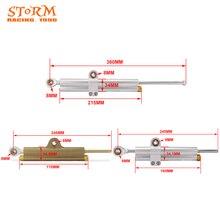 Motorcycle CNC Universal Steering Damper Stabilizer For Kawasaki NINJA VERSYS Z750 Z800 Z1000