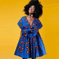 2019 new fashion dress African lady summer party dress club night wear women African attire hot off shoulder max Nigerian