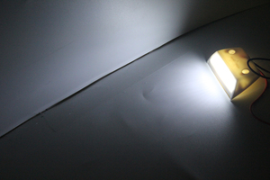 Image 3 - ימי סירת יאכטה אור קבינט אור אדום לבן צד מנורת 12 v תאורת מעבר