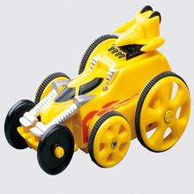 777-609 Mini rc car Tumbling Stunt Car Dump Truck Remote Control Climbing Anti-Skid Childrens Toys Gift FSWB