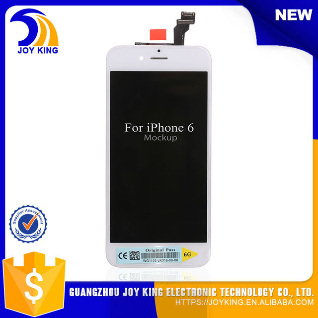 best cheap b49d2 0f9f3 15 pcs / lot 100% full well tested 4.7 inches for iphone 6 lcd screen ,for  lcd iphone 6 with lowest price hot sale !