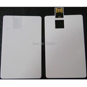 5 pieces usb2.0 nenhuma vara da memória do usb do cartão de visita da impressão a capacidade suficiente do cartão do disco flash usb mini udp