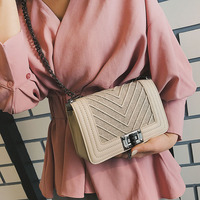 TinTon Bags Handbags Women Famous Brands Weaving Messenger Bags Patchwork Chain Mini Flat Bags Shoulder Bag