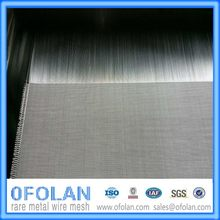 Hotting Sale 500x1000mm 20 Mesh Electrode Pure Nickel 200/UNS N02200 Netting