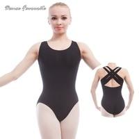 Free Shipping New Arrival Cotton Lycra Adult Ballet Leotard Adult Dance Leotard Wear Ballerina Dancewear