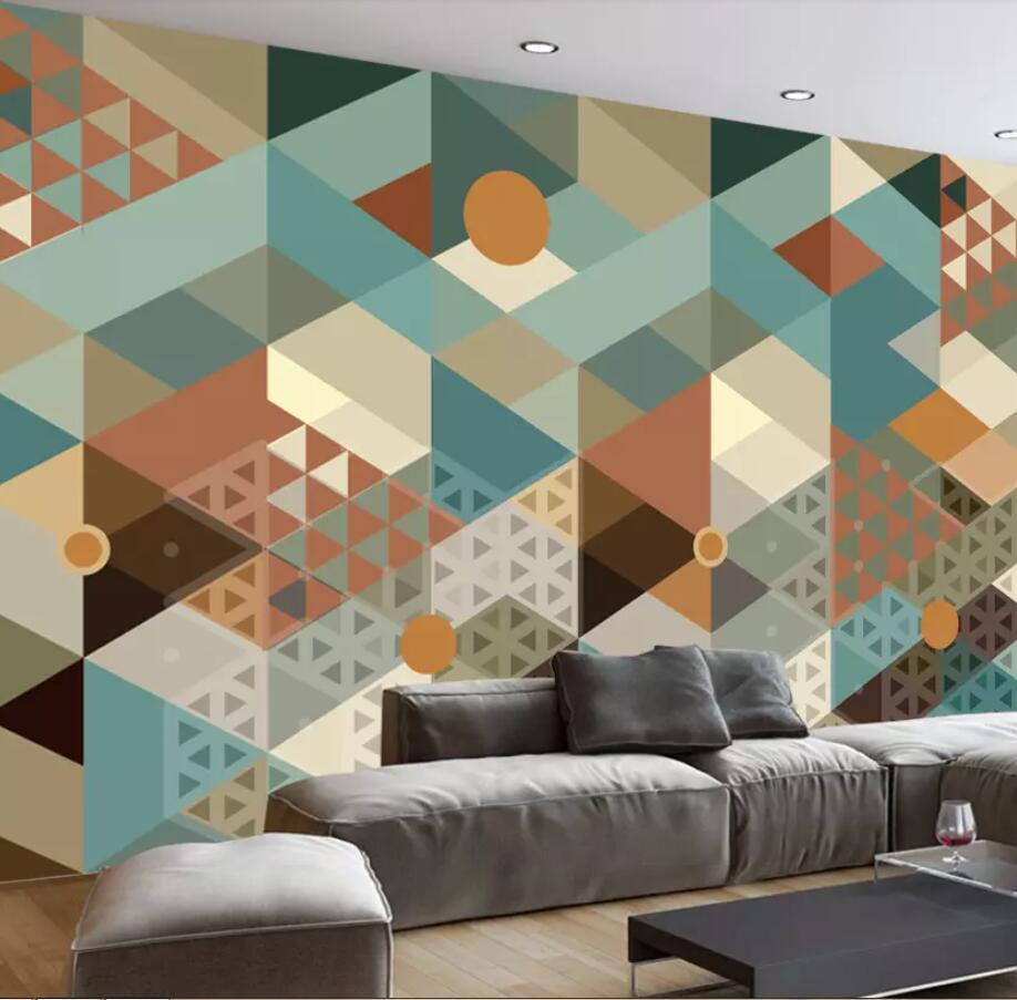 Beibehang Custom Wallpaper 3d Photo Mural Stereo Modern