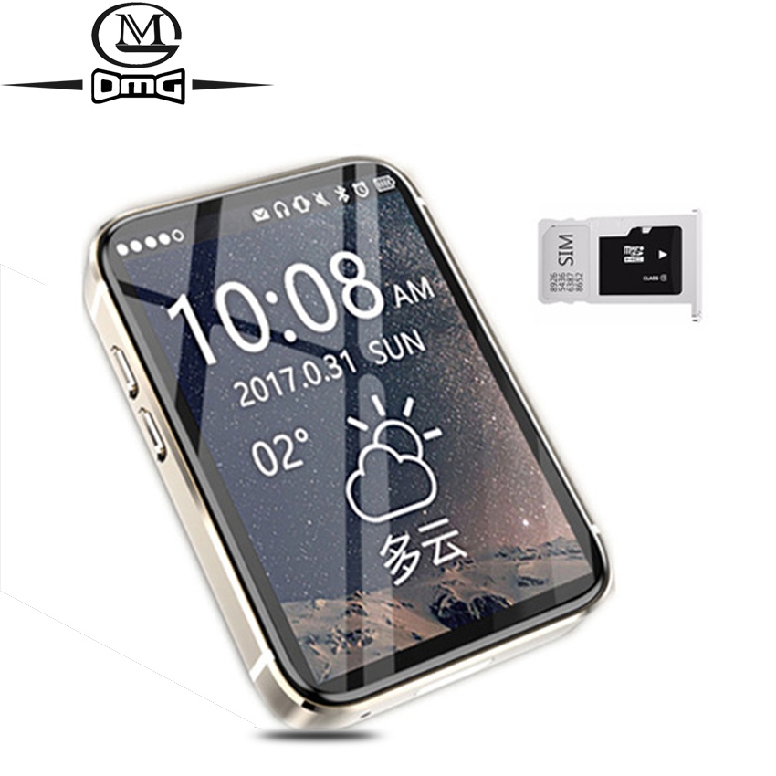 "AEKU i5S Smart Bracelet small Mini phone 2.2"" cellular Bluetooth Smart Watch Mobile cell Phones Wristband Fitness celulares"