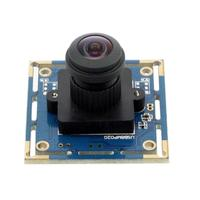 ELP USB Camera 8Megapixel SONY IMX179 Sensor Mini Wide Angle USB Board Cam 180degree Fisheye Lens