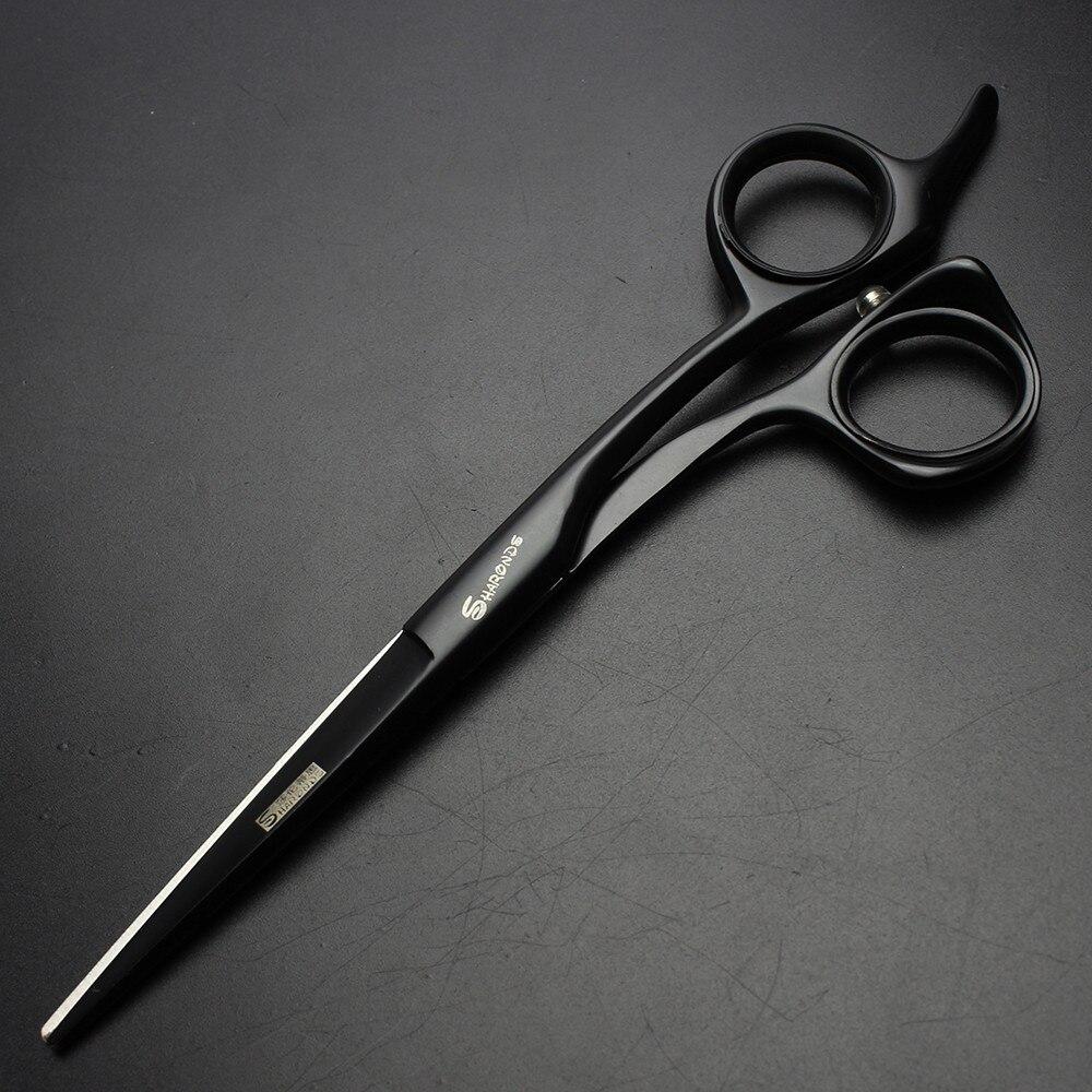6 Quot Black Hair Cutting Scissors Hairdresser Kits Clipper