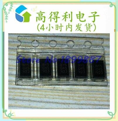 10pcs/lot BYS10-45 BYS10-45-E3 BYS10-45-E3/TR SMA