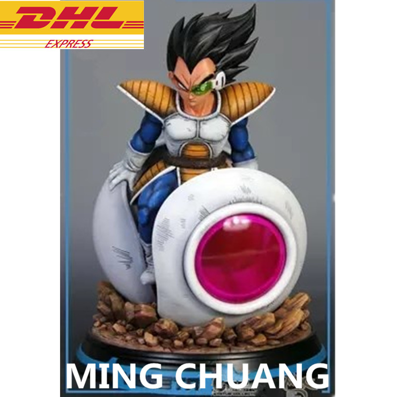Statue Dragon Bal Tarble Bust Vegeta Brother Full-Length Portrai GK Action Figure Collectible Model Toy 34CM BOX D808Statue Dragon Bal Tarble Bust Vegeta Brother Full-Length Portrai GK Action Figure Collectible Model Toy 34CM BOX D808