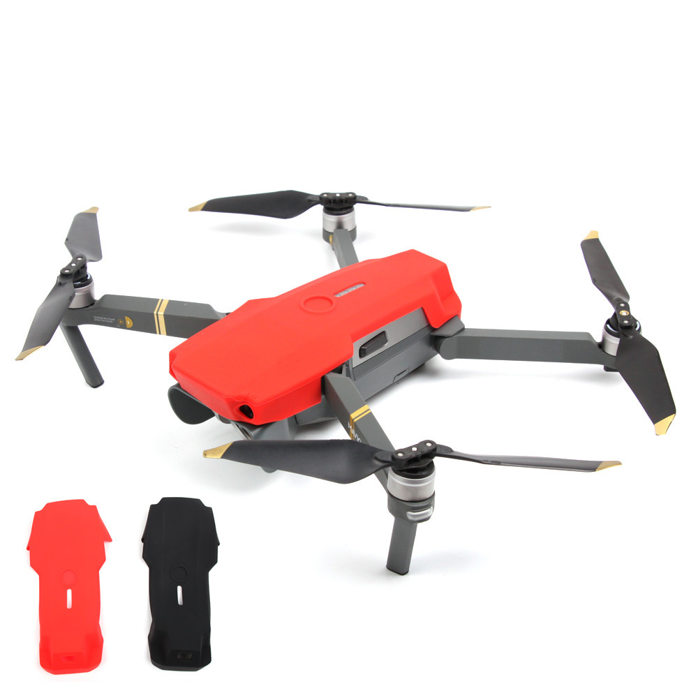 Drone Silicone Protective Cover Body Protection Case Dust-proof/Scratch-resistant/Water-proof For DJI Mavic Pro Quadcopter Parts