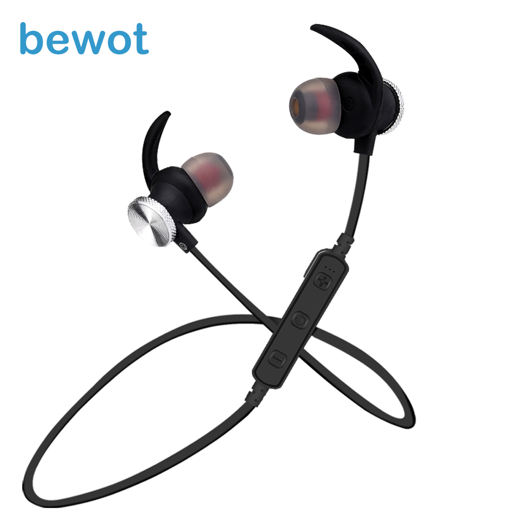 Bewot Bluetooth Earphone 640 Sports Wireless Headphones Earbuds fone de ouvido With Mic Stereo Auriculares Earpiece ...