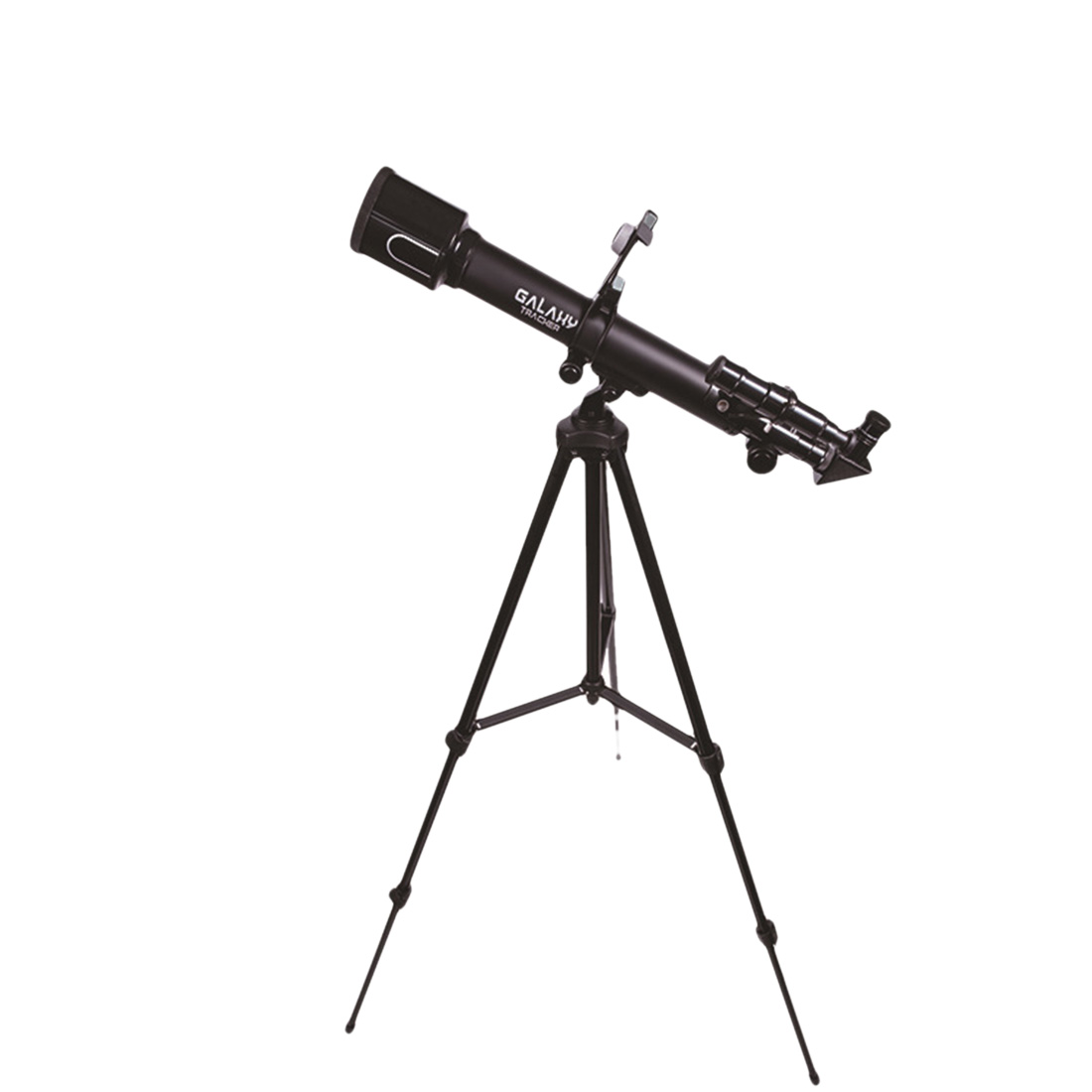 Entrée-niveau 125x50mm Suivi Étoiles télescope hd bricolage Enfants Science Vapeur Tige Jouets cadeau de noël jouets d'apprentissage Pour Les Enfants
