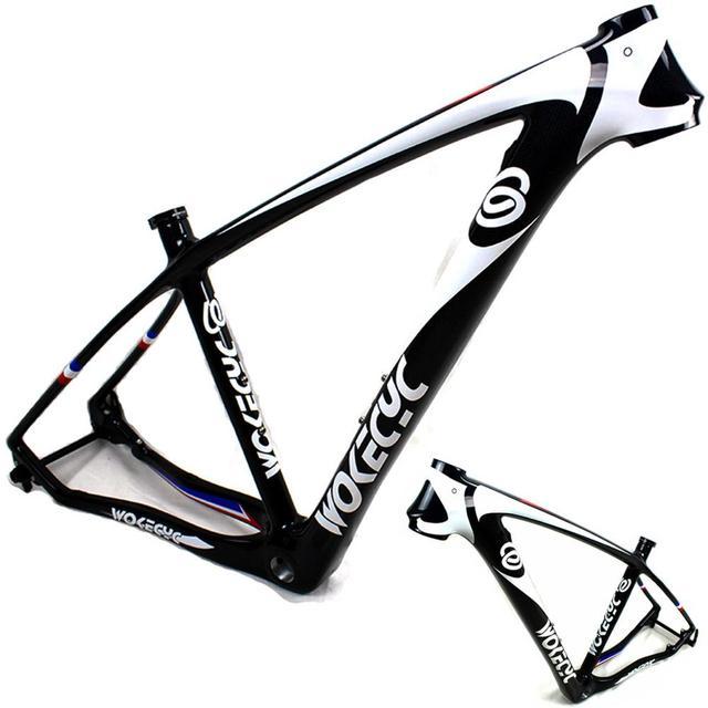 carbon fiber mtb frame 29er chinese carbon mountain bikes frames 29 ...