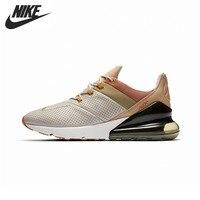Оригинальный Новое поступление NIKE Air Max 270 Премиум для мужчин's кроссовки спортивная обувь
