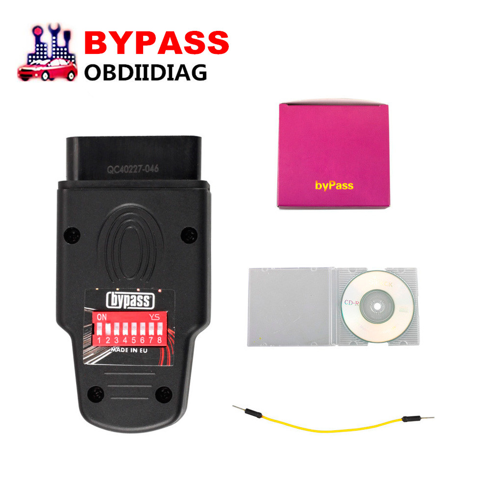 US $70 0 |Immo Bypass Device BYPASS ECU Unlock Immobilizer For  Audi/Skoda/Seat/VW ECU Unlock Immobilizer Tool-in Electrical Testers & Test  Leads from