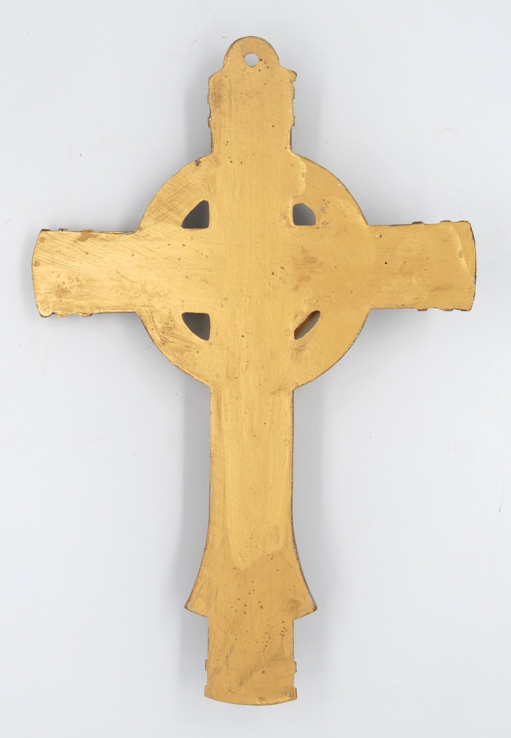 Hankroi 11 Inches Resin Wall Crucifix Jesus Christ on INRI Cross ...