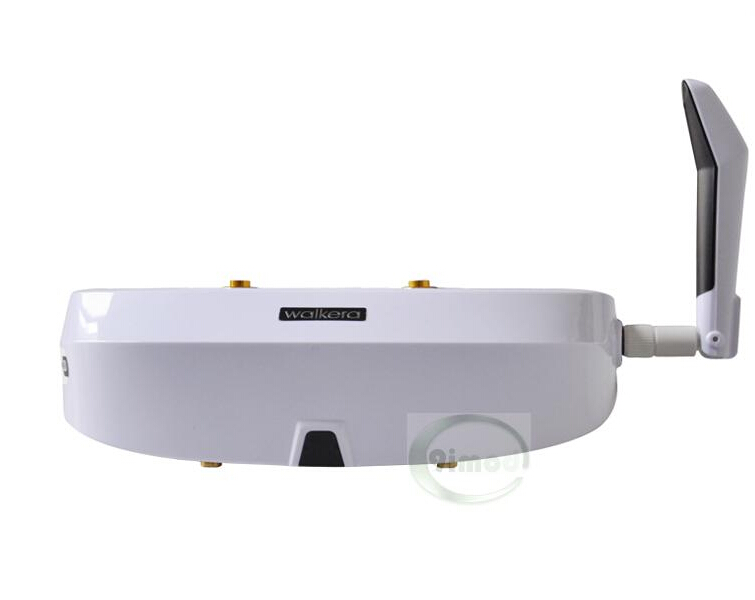 Goggle 3 Glasses 5.8G 32CH Head Tracker 3D Video Glasses F17777