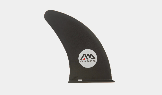 "Free Shipping 2017 Aquamarina New 11""Dagger Fin Winder SUP board Fin"