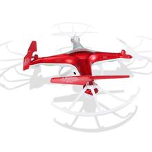 2017 New Hot Sale H97 2.4GHz 4CH 6-Axis With Camera RC Drone One Key to Return LED Night Flight And Brushed Moter Helicopter toy