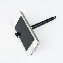 Fffas 3 в 1 Многофункциональный мобильный телефон подставка держатель Стилусы Сенсорный экран Стилусы ручки для iPad iPhone 5, 6 S samsung Планшеты