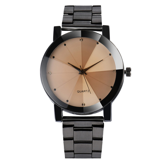 2017 Top Luxury Bracelet Watch Fashion Stainless Steel Quartz Watch Women Watche
