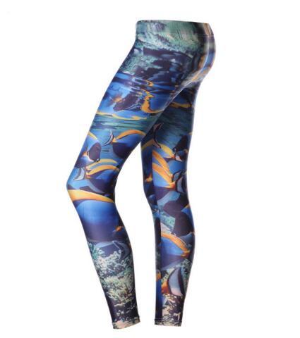Dive&Sail Diving Skin Pants Spandex Stretchy Leggings For Women Swimming Rash Guard Camo Beach Long Trouser Snorkel Suit