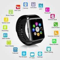 GT08 Bluetooth Smart Band Kids Watch Phone SIM Card Health Monitoring Sports Wristband Men Camera Clock Smartband Support TF
