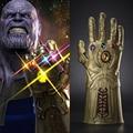 1 pc The Avengers Thanos Infinity Gauntlet Cosplay Gloves Prop Halloween Hard Latex Avengers: Infinity War Mask