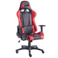 Giantex High Back Racing Style Gaming Chair Reclining Executive Task Computer Office Chair Swivel Armchairs HW52607