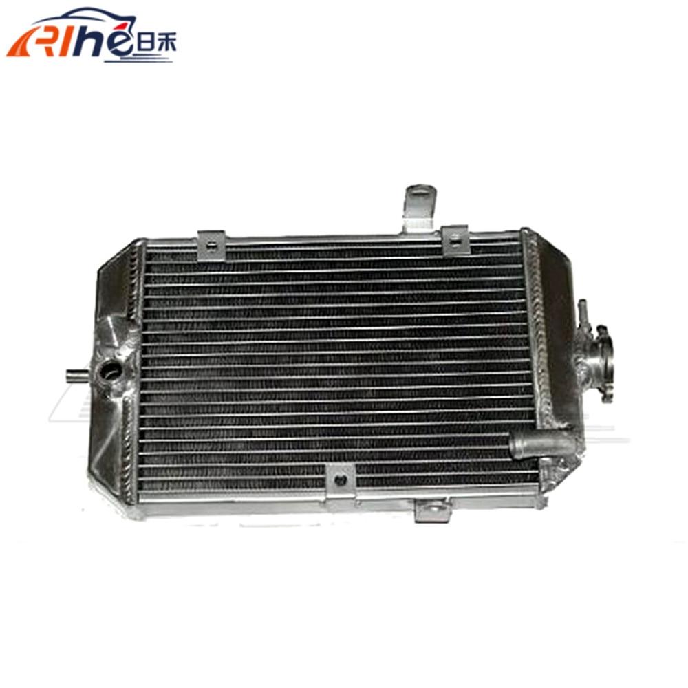 high quality motorcycle radiator cooler aluminum motorbike radiator For Yamaha Raptor660 ATV YFM660R 2001 2002 2003 2004 2005