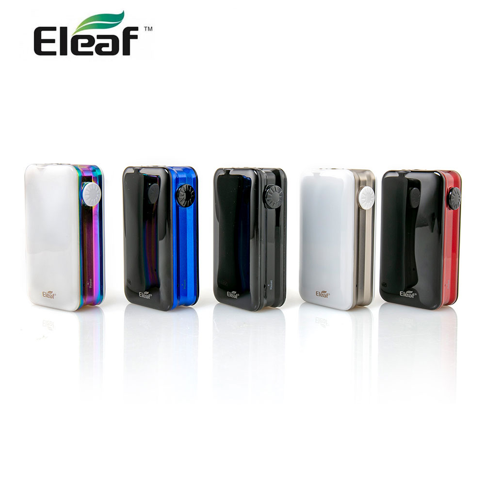 Original Eleaf iStick Nowos TC Box Mod 80W Output touch screen mod box built in 4400mAh battery electronic cigarette vape mod-in Electronic Cigarette Batteries from Consumer Electronics    1