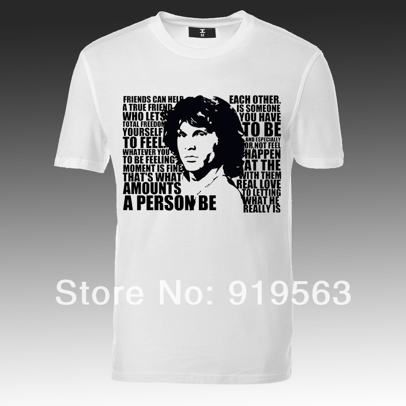 ROCK FASHION BRAND NEW the doors JIM MORRISON waiting for the sun T shirt high quality cotton t shirt vintage-in T-Shirts from Men\u0027s Clothing \u0026 Accessories ...  sc 1 st  AliExpress.com & ROCK FASHION BRAND NEW the doors JIM MORRISON waiting for the sun T ...