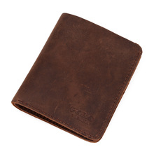 Brand Wallet Men Leather Men Small Wallets Purse Male Clutch Leather Wallet Mens Money Bag Quality Guarantee