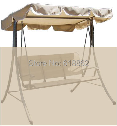 Swing Chair Replacement Parts Training Chairs Singapore Canopy For Tsling Roof 190x120cm 74 8 X47 In Shade Sails Nets From Home Garden On Aliexpress Com