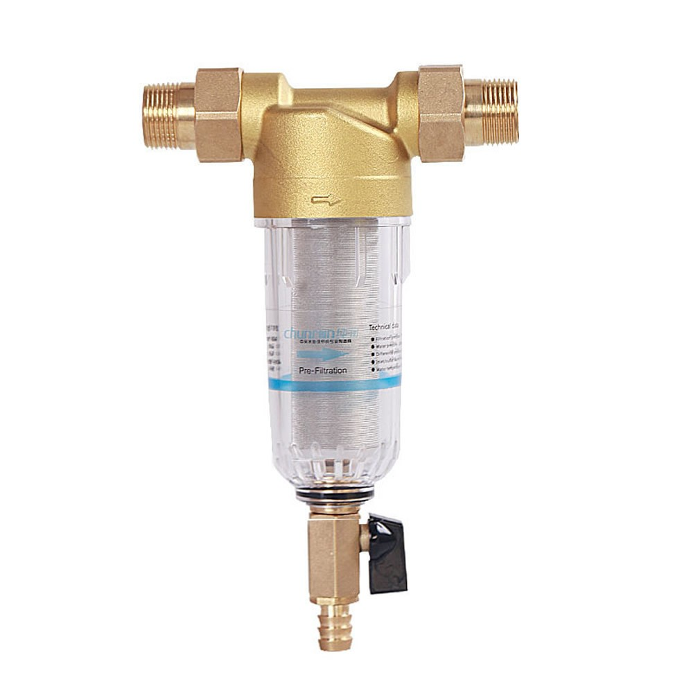 1/2 Inch 3/4 Inch 1 inch Copper Port Cleaner Filter Household House Water Filter Pipes Central Water Purifier Descaling optolong yulong 2 inch 1 25 inch built in l pro almost no color filter light filter deep space photography filter